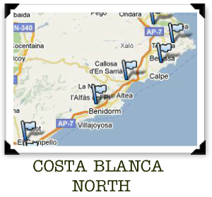 Costa Blanca North